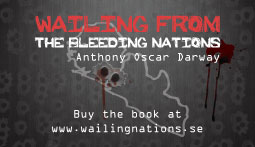 Orangia AB Wailing from the bleeding nations